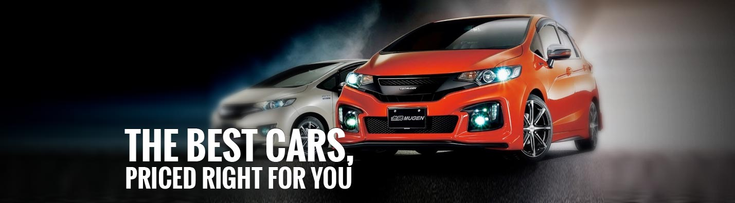 The best cars priced right for you